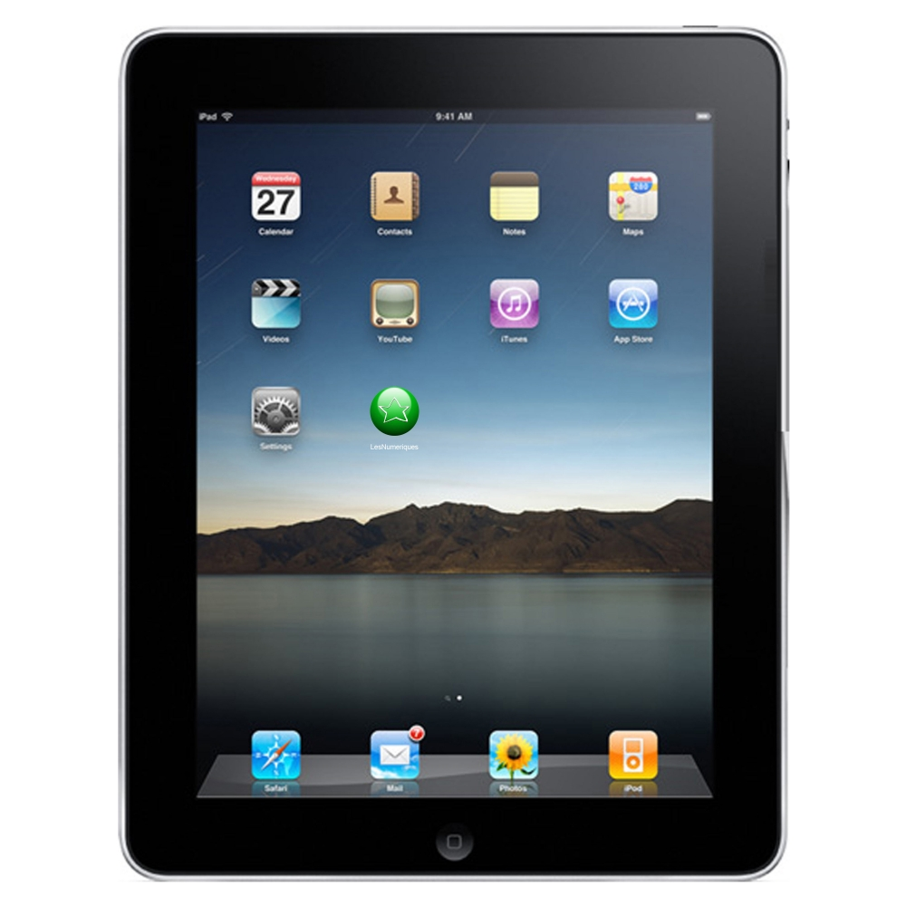 Apple iPad 3 with wifi - 16 GB