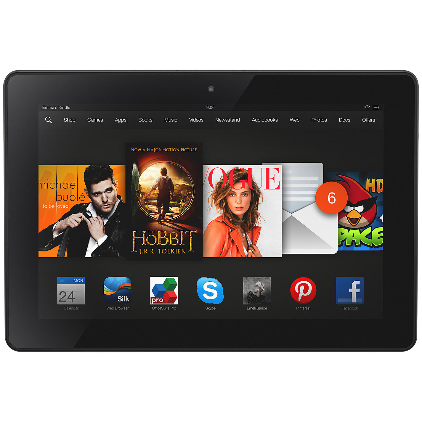 Sell Amazon Kindle Fire HDX - 64 GB