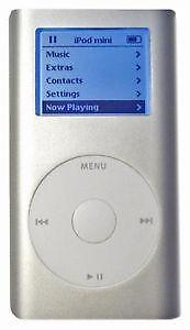 Apple iPod Mini 2nd Gen 4GB